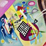 102105 - Kandinsky, Black Grid 1922