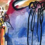 102107 - Kandinsky, Improvisation19, 1911