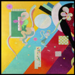 102110 - Kandinsky, Komposition IX, 1936 - VENSTRE