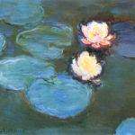 102206 - Claude Monet, Water Lilies, 1897-1899