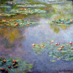 102208 - Claude Monet, Water Lilies