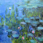 102209 - Claude Monet, Water Lilies, 1915