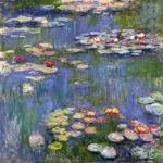 102210 - Claude Monet, Water Lilies, 1916