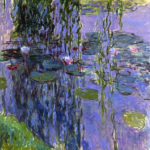 102211 - Claude Monet, Water Lilies, 1916-1919