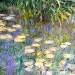 102212 - Claude Monet, Water Lilies, 1916-1919