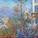 102226 - Claude Monet, Villas at Bordighera, 1884