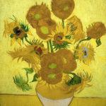102302 - Vincent Van Gogh, Quatorze tournesols dans un vase, 1889