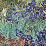 102307 - Vincent Van Gogh, Iris, 1889