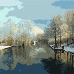107244 Vinter i Frederiksdal