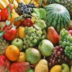 108109 Blandet frugt
