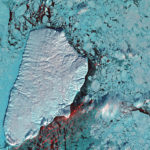 101501 - Akpatok Island Quebec satelitfoto by NASA USGS