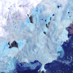 101508 Baffin Bay, Greenland by NASA.USGS