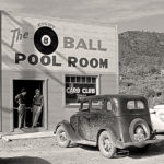 106104 Pool Bar California ca 1940