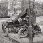 106107 Totalskadet  Washington 1920'erne