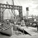 106120 Havnen New Orleans 1900