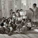 106124 Børnehave Florida 1940érne