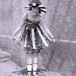 106129 Badepige  Washington 1920erne