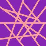 109103 Mikado  Lys rosa/lilla