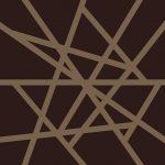 109126 Mikado  Lys brun/mørk brun