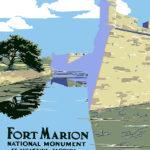 110148 Fort Marion Nat.park 1930'