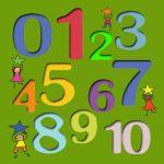 111501 TAL 1- 10 GRØN