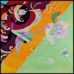102111 - Kandinsky, Komposition IX, 1936 - HØJRE