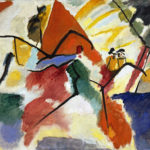 102115 - Kandinsky  Impression V, 1911