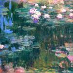 102205 - Claude Monet, Water Lilies, 1914-1917