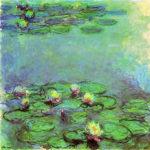 102213 - Claude Monet, Water Lilies, 1914-1917