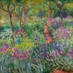 102218 - Claude-Monet-Iris-Garden-at-Giverny