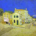 102310 - Vincent Van Gogh, La maison jaune, 1888