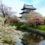 104116 Japansk landskab