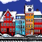 107208 Vinter, Christianshavn