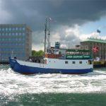 107239 Båd Københavns Havn