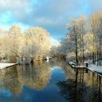 107242 Vinter i Frederiksdal