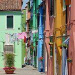 107613 Venedig, Øen Burano