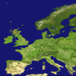 101524 Europe by NASA.USGS