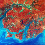 101527 Guinea-Bissau in West Africa by NASA