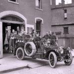 106131 Brandbil Detroit Michigan 1900