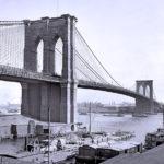 106132 Brooklyn Bridge 1900 tallet
