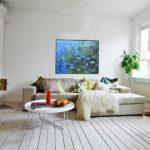13 Stue med Monet  AKUPRINT l