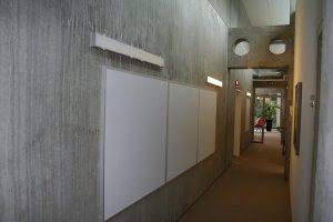 Akuframe Light - akustikplader til lofter og vægge